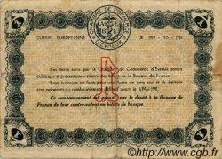 1 Franc FRANCE régionalisme et divers ÉVREUX 1915 JP.057.05 TB