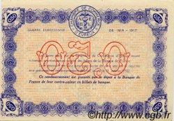 50 Centimes FRANCE régionalisme et divers ÉVREUX 1917 JP.057.10 SPL à NEUF