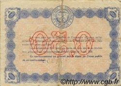 50 Centimes FRANCE régionalisme et divers Évreux 1920 JP.057.16 TB