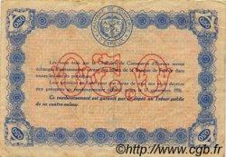 50 Centimes FRANCE régionalisme et divers Évreux 1921 JP.057.21 TB