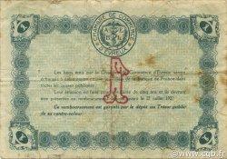 1 Franc FRANCE régionalisme et divers Évreux 1922 JP.057.26 TB