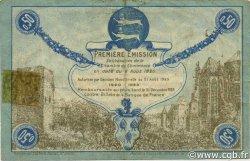 50 Centimes FRANCE régionalisme et divers FÉCAMP 1920 JP.058.01 TB