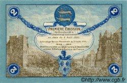 2 Francs FRANCE régionalisme et divers Fécamp 1920 JP.058.05 SPL à NEUF