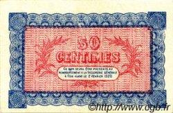 50 Centimes FRANCE régionalisme et divers Foix 1915 JP.059.01 SPL à NEUF