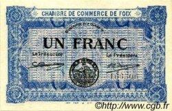 1 Franc FRANCE régionalisme et divers FOIX 1915 JP.059.03 SPL à NEUF