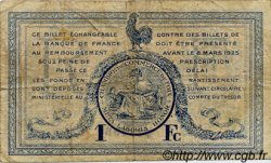 50 Centimes FRANCE régionalisme et divers FOIX 1920 JP.059.13 TB