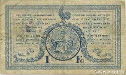 1 Franc FRANCE régionalisme et divers FOIX 1920 JP.059.15 TB