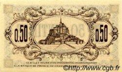 50 Centimes FRANCE régionalisme et divers GRANVILLE 1915 JP.060.01 SPL à NEUF