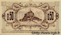 50 Centimes FRANCE régionalisme et divers GRANVILLE 1915 JP.060.03 SPL à NEUF