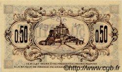 50 Centimes FRANCE régionalisme et divers GRANVILLE 1915 JP.060.03 TTB à SUP