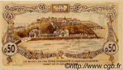 50 Centimes FRANCE régionalisme et divers Granville 1916 JP.060.08 SPL à NEUF
