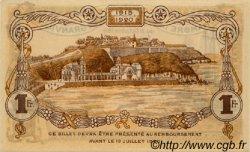 1 Franc FRANCE régionalisme et divers GRANVILLE 1916 JP.060.10 SPL à NEUF