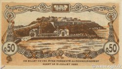 50 Centimes FRANCE régionalisme et divers GRANVILLE 1917 JP.060.11 SPL à NEUF