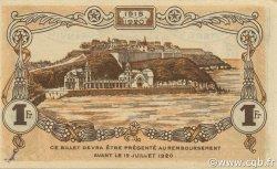 1 Franc FRANCE régionalisme et divers Granville 1917 JP.060.13 SPL à NEUF