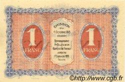 1 Franc FRANCE régionalisme et divers GRAY ET VESOUL 1915 JP.062.03 SPL à NEUF