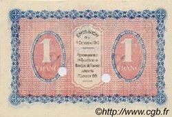 1 Franc FRANCE régionalisme et divers Gray et Vesoul 1915 JP.062.10 SPL à NEUF