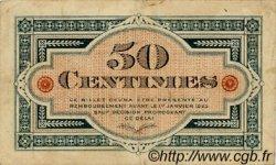 50 Centimes FRANCE régionalisme et divers GRAY ET VESOUL 1919 JP.062.11 TB