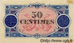 50 Centimes FRANCE régionalisme et divers GRENOBLE 1916 JP.063.01 TTB à SUP