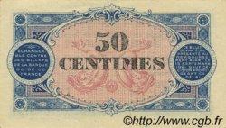 50 Centimes FRANCE régionalisme et divers GRENOBLE 1916 JP.063.05 TTB à SUP