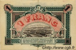 1 Franc FRANCE régionalisme et divers Grenoble 1916 JP.063.06 TTB à SUP