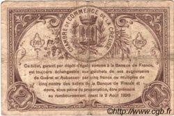 2 Francs FRANCE régionalisme et divers GUÉRET 1920 JP.064.11 TB