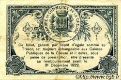 2 Francs FRANCE régionalisme et divers Guéret 1917 JP.064.15 TTB à SUP