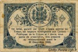 2 Francs FRANCE régionalisme et divers Guéret 1917 JP.064.15 TB