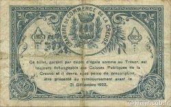 50 Centimes FRANCE régionalisme et divers Guéret 1918 JP.064.16 TB