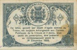 2 Francs FRANCE régionalisme et divers GUÉRET 1918 JP.064.18 TTB à SUP
