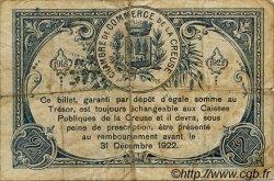 2 Francs FRANCE régionalisme et divers Guéret 1918 JP.064.18 TB