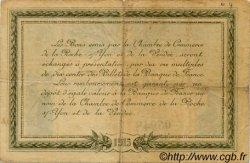 2 Francs FRANCE régionalisme et divers LA ROCHE-SUR-YON 1915 JP.065.10 TB