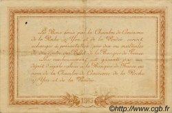 50 Centimes FRANCE régionalisme et divers La Roche-Sur-Yon 1915 JP.065.14 TB