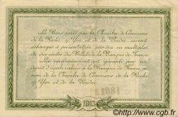 2 Francs FRANCE régionalisme et divers LA ROCHE-SUR-YON 1915 JP.065.21 TTB à SUP
