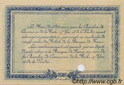 25 Centimes FRANCE régionalisme et divers La Roche-Sur-Yon 1916 JP.065.28 TTB à SUP