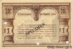 1 Franc FRANCE régionalisme et divers La Rochelle 1915 JP.066.04 SPL à NEUF
