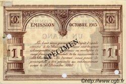 1 Franc FRANCE régionalisme et divers LA ROCHELLE 1915 JP.066.04 TTB à SUP