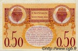 50 Centimes FRANCE régionalisme et divers LA ROCHELLE 1920 JP.066.07 SPL à NEUF