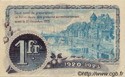 1 Franc FRANCE régionalisme et divers Laval 1920 JP.067.05 SPL à NEUF