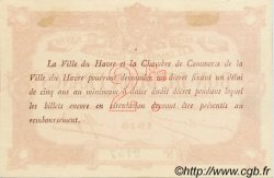2 Francs FRANCE régionalisme et divers LE HAVRE 1916 JP.068.16 SPL à NEUF