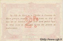 2 Francs FRANCE régionalisme et divers LE HAVRE 1917 JP.068.19 SPL à NEUF