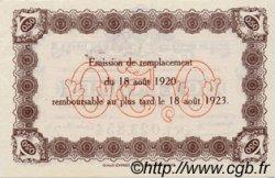 50 Centimes FRANCE régionalisme et divers Le Havre 1920 JP.068.26 SPL à NEUF