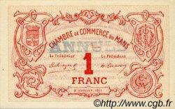 1 Franc FRANCE régionalisme et divers LE MANS 1915 JP.069.08 SPL à NEUF