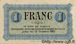 1 Franc FRANCE régionalisme et divers LE PUY 1916 JP.070.03 TTB à SUP