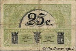 25 Centimes FRANCE régionalisme et divers LE PUY 1916 JP.070.07 TB