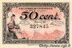 50 Centimes FRANCE régionalisme et divers LE PUY 1916 JP.070.08 SPL à NEUF