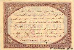 50 Centimes FRANCE régionalisme et divers Le Tréport 1915 JP.071.01 TTB à SUP