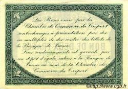 2 Francs FRANCE régionalisme et divers LE TRÉPORT 1915 JP.071.03 TTB à SUP