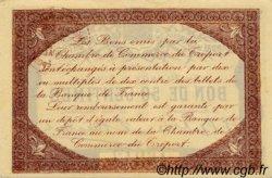 50 Centimes FRANCE régionalisme et divers LE TRÉPORT 1915 JP.071.05 SPL à NEUF