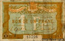 1 Franc FRANCE régionalisme et divers LE TRÉPORT 1915 JP.071.06 TB
