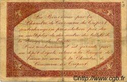 50 Centimes FRANCE régionalisme et divers Le Tréport 1915 JP.071.09 TB